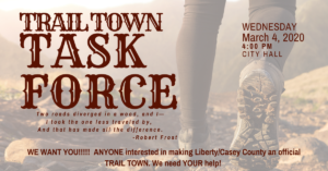 Trail Town Task Force